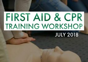 First Aid, CPR, AED and Specialty Training